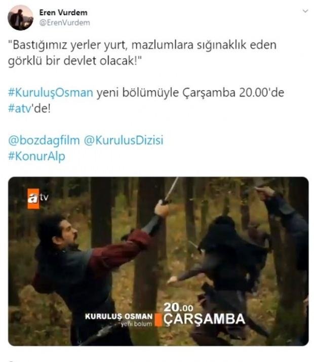 eren vurdem kuruluş osman