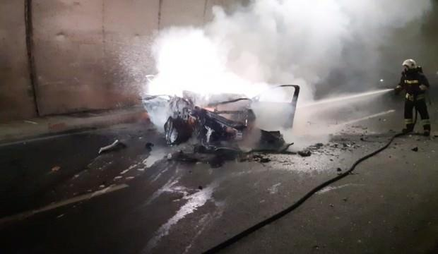 Artvin'de feci kaza: 1 ölü 2 yaralı