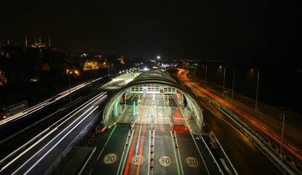 Bakan açıkladı! İşte Avrasya Tüneli'nin ekonomiye katkısı