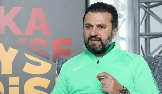Bülent Uygun, Beşiktaş maçından umutlu
