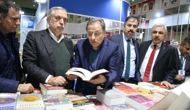 Cumhurbaşkanlığı yerel yönetim politikaları kurulu kitap fuarında