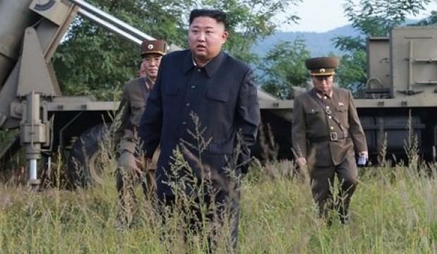 Kuzey Kore iki yeni füze fırlattı