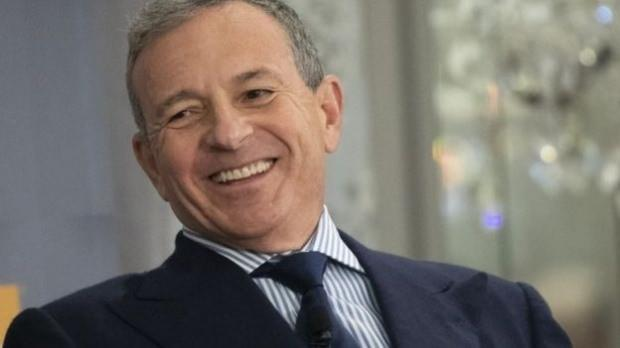 Disney CEO'su Bob Iger....