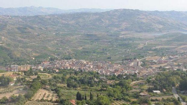 Bivona kasabası