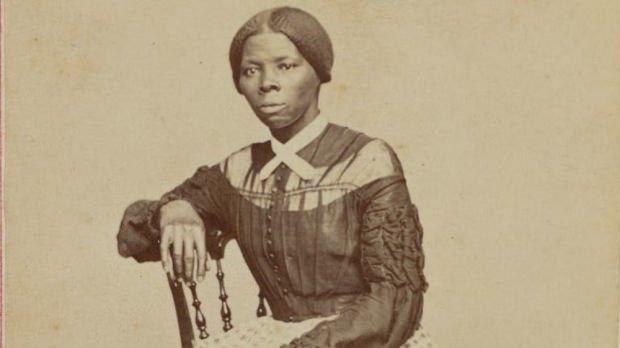 Amerikalı kölelik karşıtı eylemci Harriet Tubman