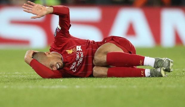 Liverpool'da Fabinho şoku! Resmi açıklama...