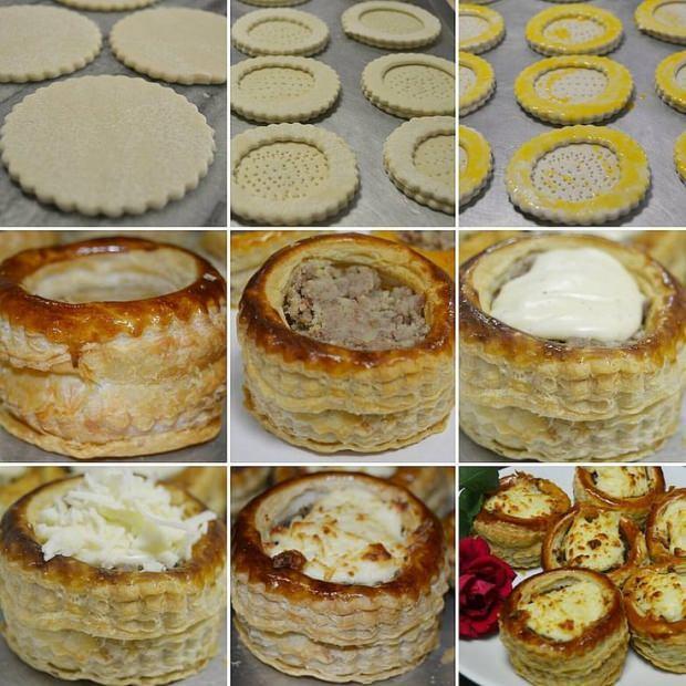 Volovan böreği