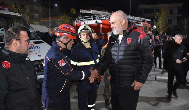 'Türkiye'nin yardımları hiçbir zaman unutulmayacak'