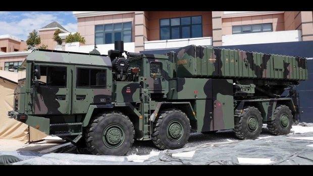 Yerli taktik balistik füze- BORA