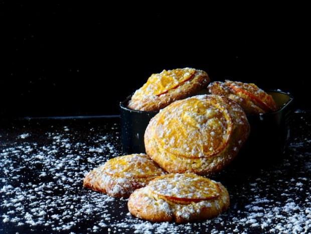 mandalinalı kurabiye