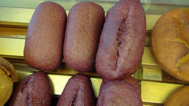 mor ekmek nasıl yapılır