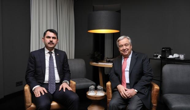 Bakan duyurdu: BM, Türkiye'yi destekliyor