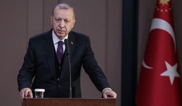 Başkan Erdoğan, Kral Selman'la görüştü