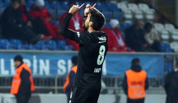 'Beşiktaş'ın umudu olmaya çalışıyorum'