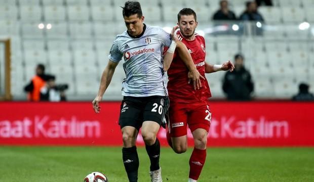 Beşiktaş kupada farklı kazandı!
