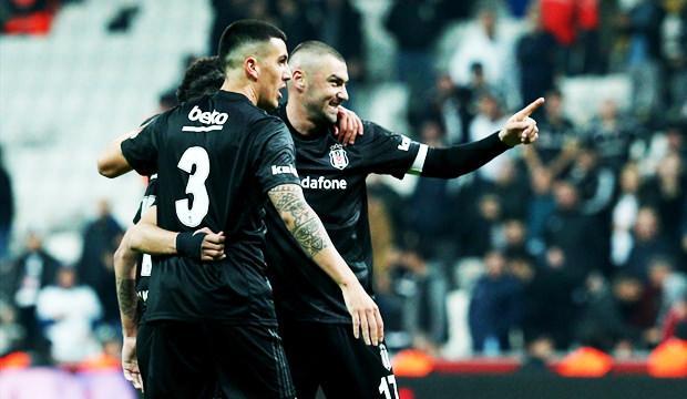 Beşiktaş'ın gol anonsunda dikkat çeken detay