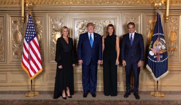 Beyaz Saray açıkladı... Trump Mitsotakis 'Doğu Akdeniz'i görüşecek