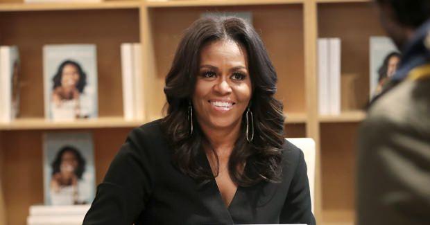 Julia Roberts Michelle Obama