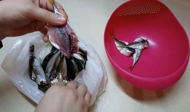 balık nasıl temizlenir