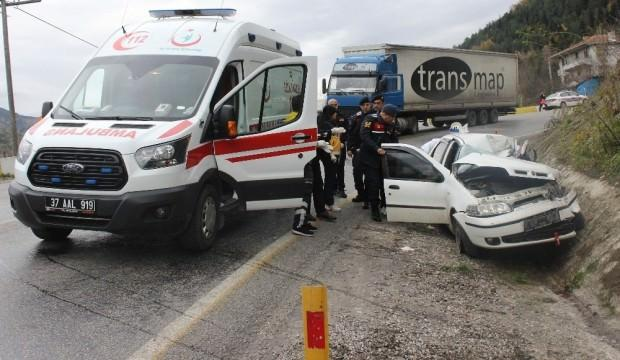 Kastamonu'dan çok acı haber! 1'i bebek 3 ölü, 2 yaralı