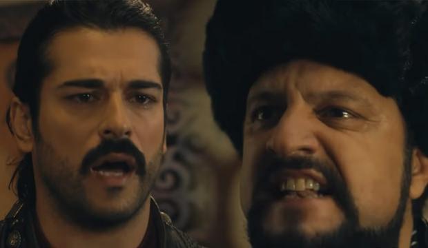 ATV Kuruluş Osman 4.bölüm fragmanı! Bamsı ile Dündar Bey karşı karşıya geliyor!