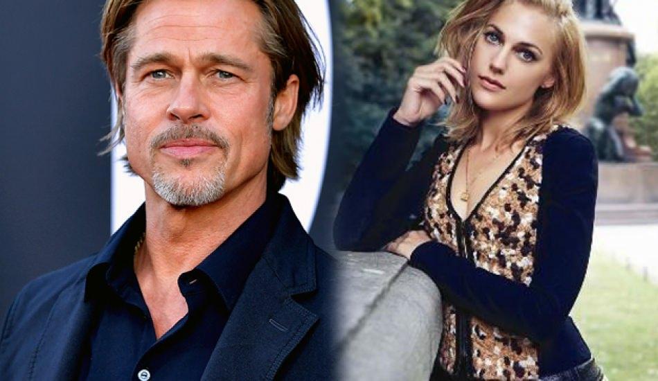 Meryem Uzerli, Brad Pitt'le aynı filmde!