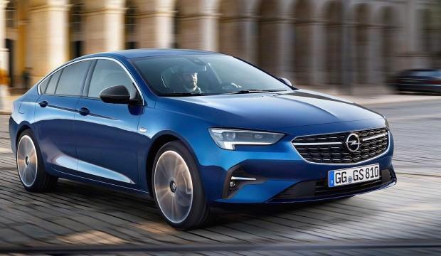 2020 Opel Insignia modeli tanıtıldı