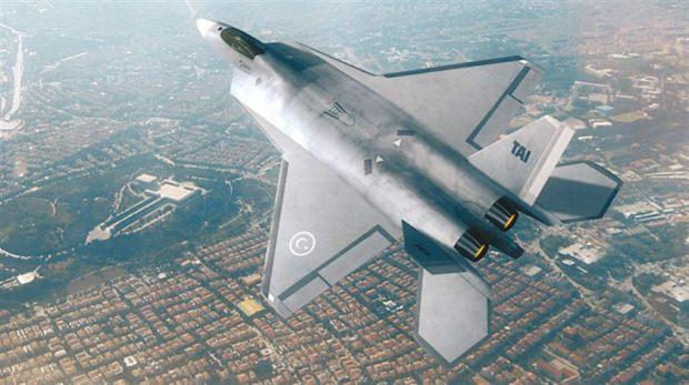 TAI TF-X - Beşinci nesil jet avcı uçağı