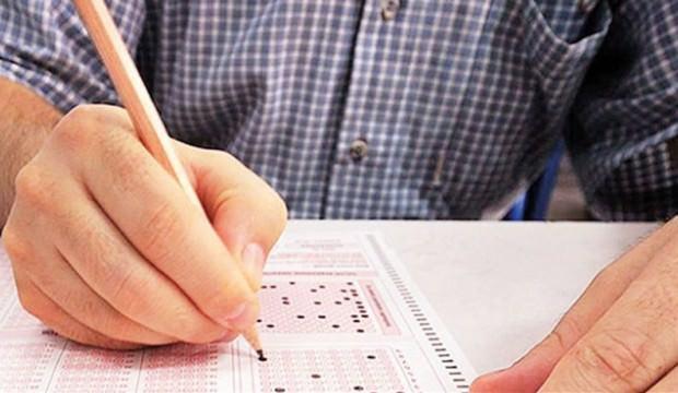 Sınava joker adaylar girmiş