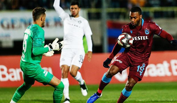 Trabzonspor deplasmanda kazandı!
