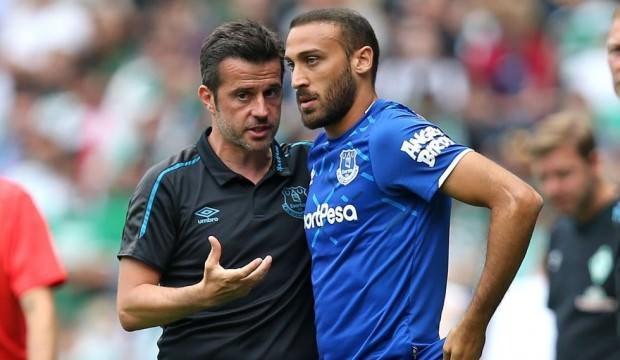 Beklenen oldu! Everton ayrılığı açıkladı