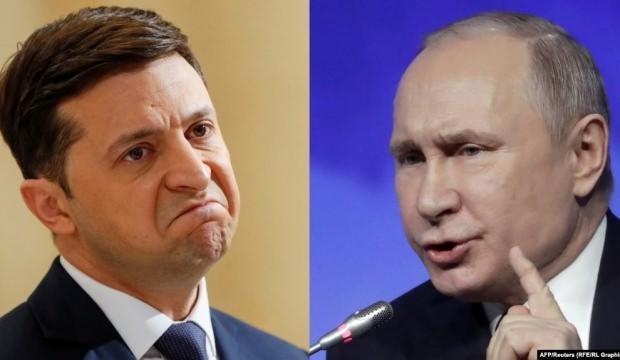 Zelenskiy ve Putin ilk kez bir araya gelecek!