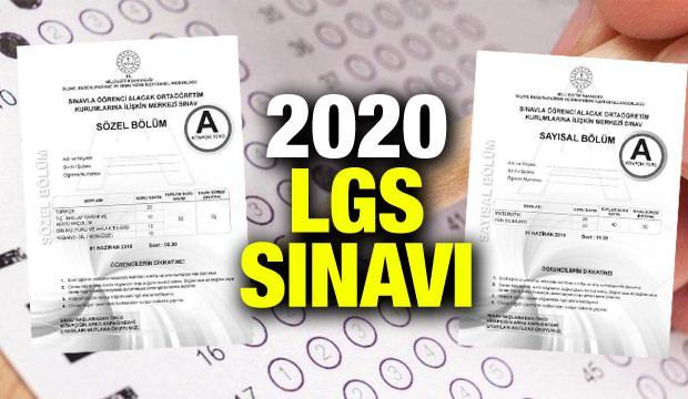 2020 LGS sınavı ne zaman? MEB LGS sınavı başvuru tarihlerini yayımladı!