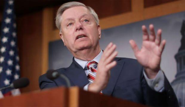 ABD'li Senatör Graham: Senato'ya gelir gelmez hızlıca son bulacak