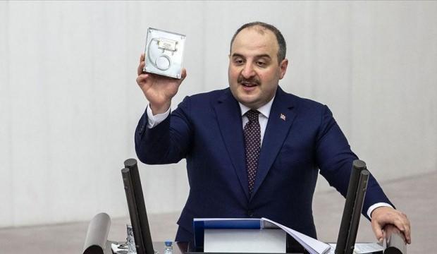 Bakan Varank: Lazer diyotuna sahip sayılı ülkelerden biriyiz
