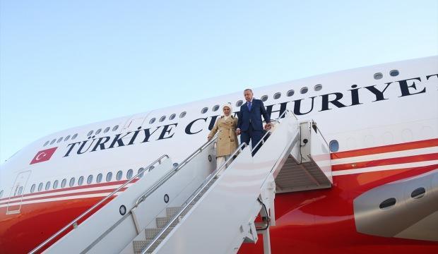 Cumhurbaşkanı Erdoğan İsviçre ve Malezya'yı ziyaret edecek