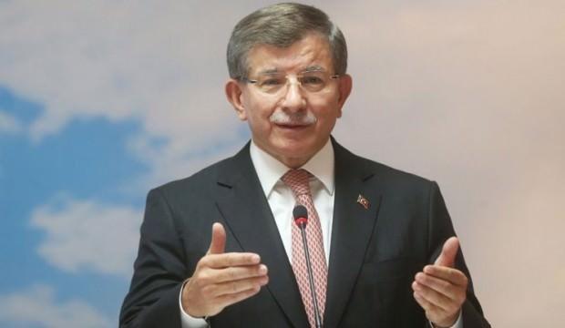 Davutoğlu yeni parti için resmi başvuruyu yaptı