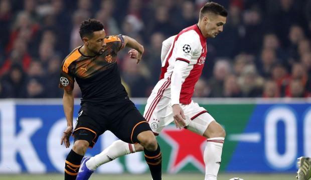 Devler Ligi'nde son yarı finalist Ajax'a büyük şok!