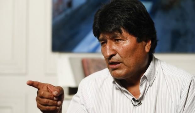 Evo Morales Arjantin'e iltica etti