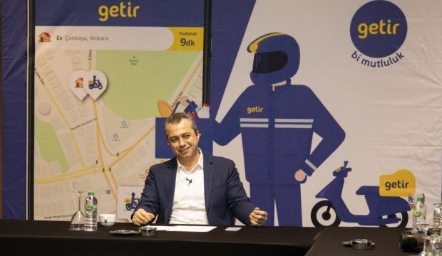 'Getir' Ankara'da hizmete başladı