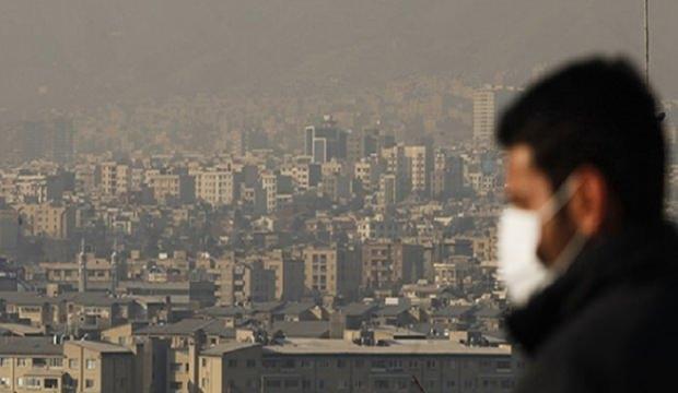 Hava kirliliği Tahran'da okulları tatil etti