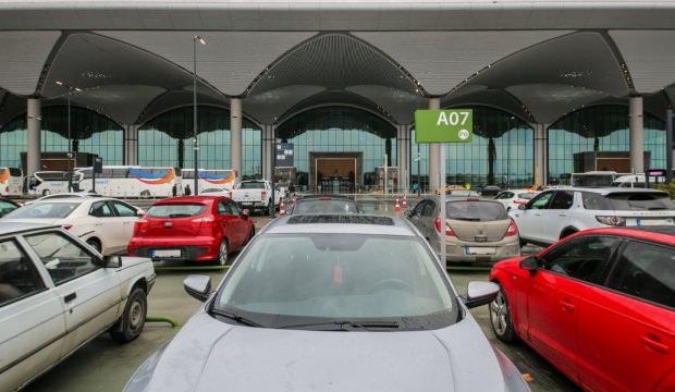 Havalimanlarında 2020 otopark ücretleri belli oldu