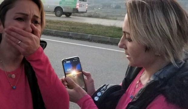 Kocasının attığı video ile gözyaşlarına boğuldu