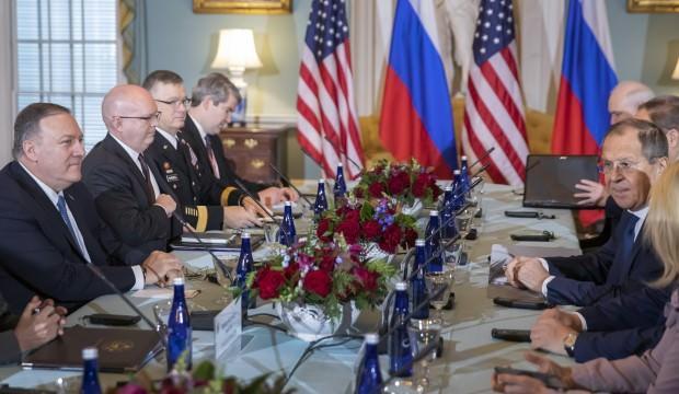 Lavrov'un ABD ziyaretinde sert rüzgarlar esti