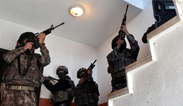 Şifreli konuşmaları çözülen 17 uyuşturucu şüphelisi tutuklandı