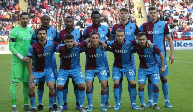 Trabzonspor'un muhtemel Denizlispor 11'i