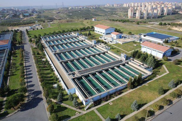 İkitelli İçmesuyu Arıtma Tesisi- Dünyanın en ileri içmesuyu arıtma tesislerini  biri. Halihazır kapasite günlük 4,4 milyon m3