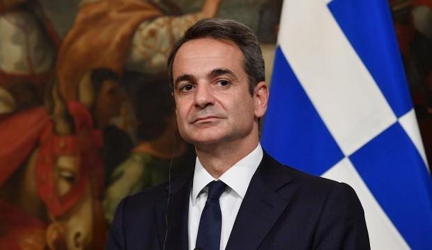 Yunanistan Başbakanı Miçotakis'ten Türkiye'ye hadsiz suçlama