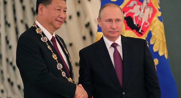 Rusya ve Çin arasındaki ilişkiler 'Kapsamlı Stratejik ortaklık' noktasına ilerledi