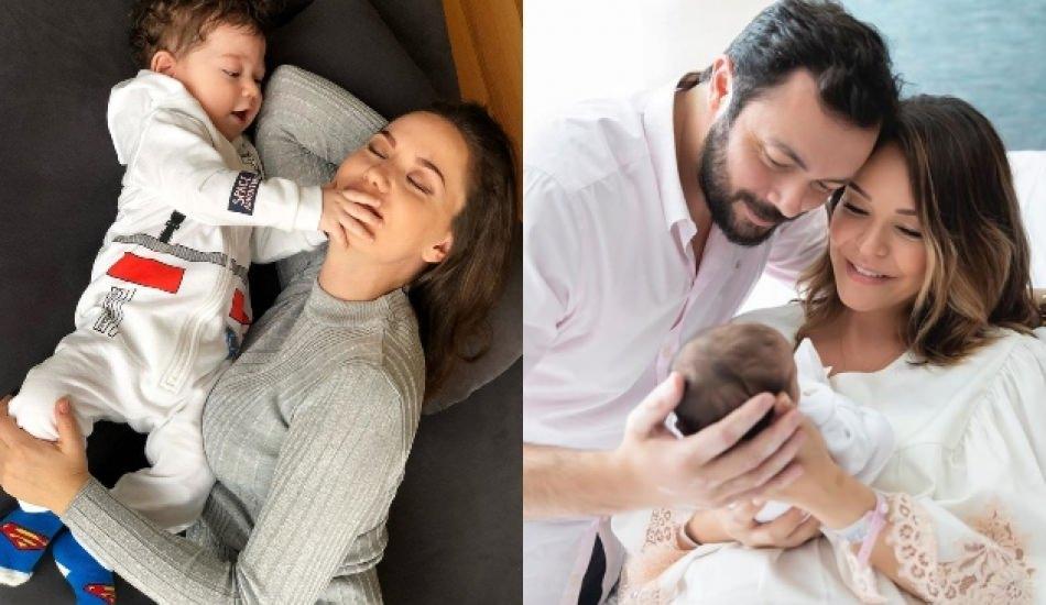 2019 yılında anne baba olan ünlüler